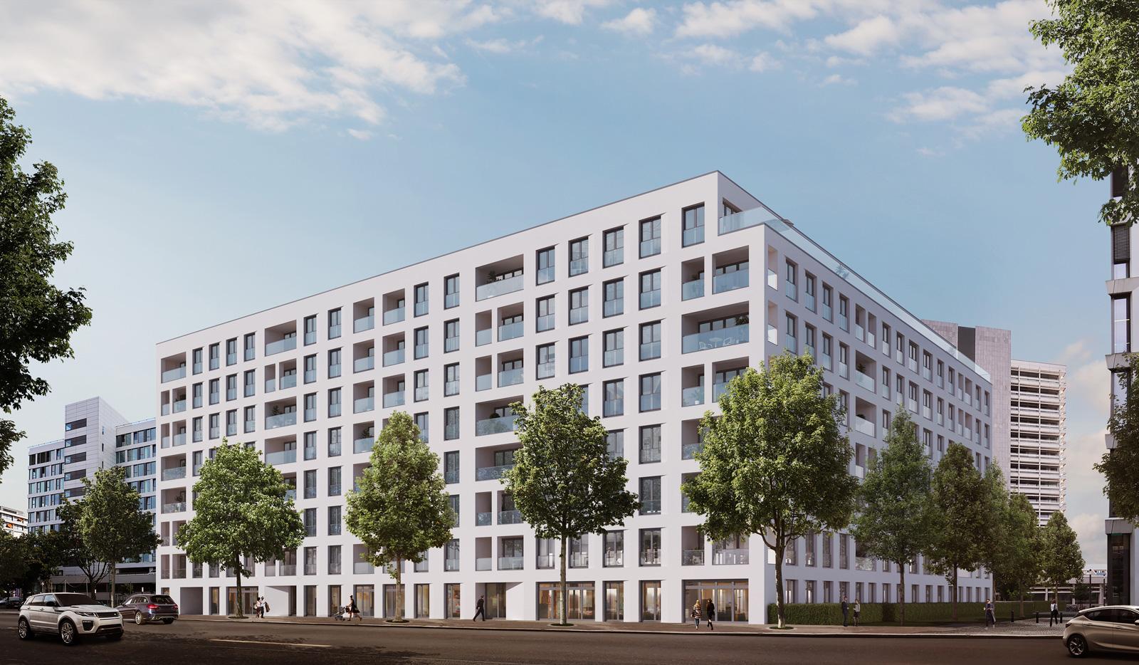 Residenz am Ernst-Reuter-Platz